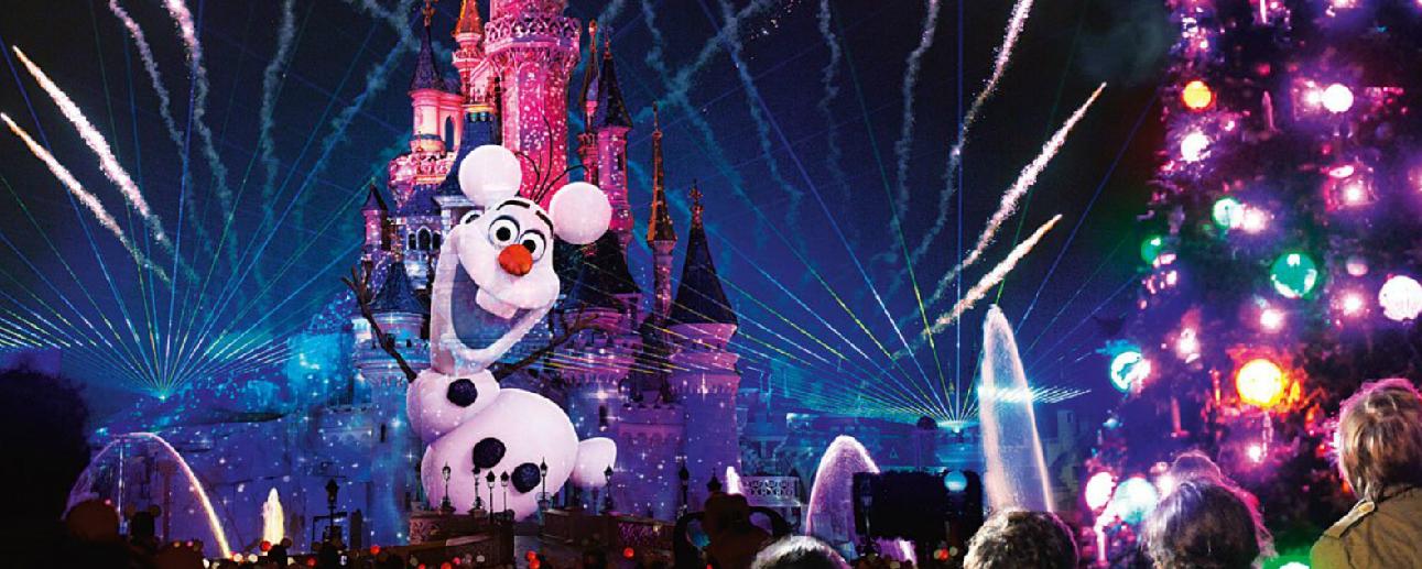 Image De Noel Walt Disney.Disneyland Paris Les Nouvelles Princesses Disney Stars Du